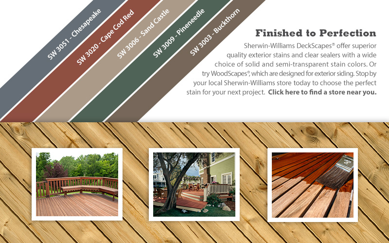 Stunning Sherwin Williams Exterior Stain Colors Pictures