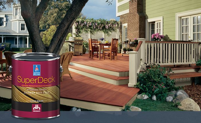 Fix 3: Backyard Deck