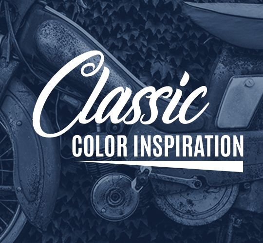 Classic Color Inspiration